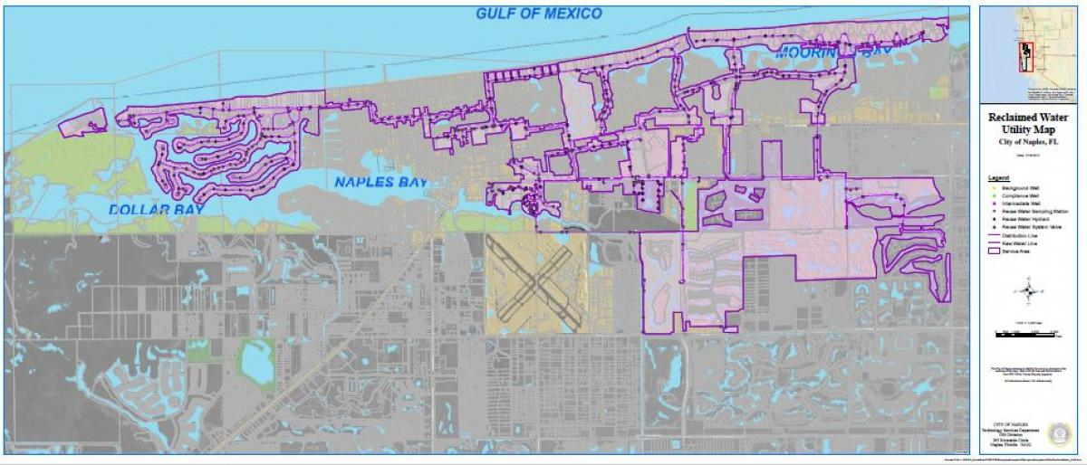 TEMPORARY SHUT DOWN OF THE RECLAIMED WATER DISTRIBUTION ...