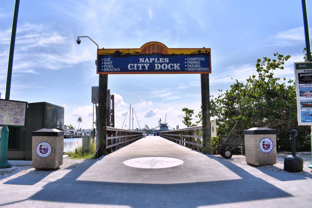 naple city Dock